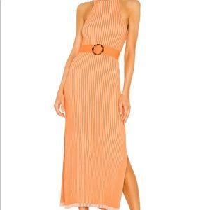 COPY - Nicholas Lily Dress In Mandarin Size XS